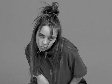 Maior hype do pop no momento, a garota Billie Eilish
