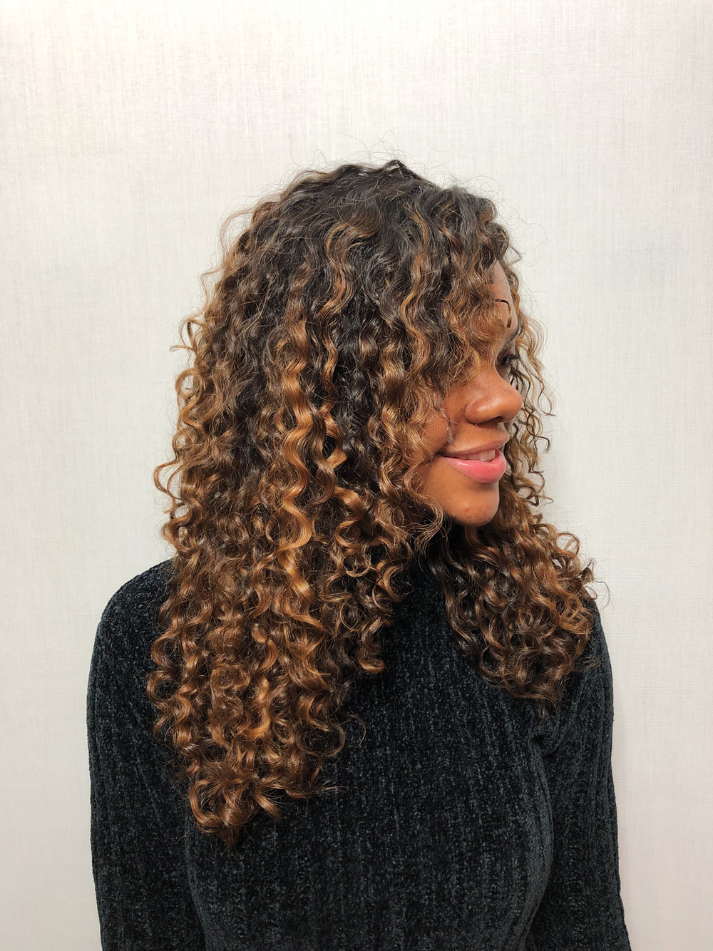 what is a specialty curly cut?  Penny Lane Chicago