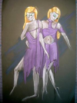 Dance Costume Rendering