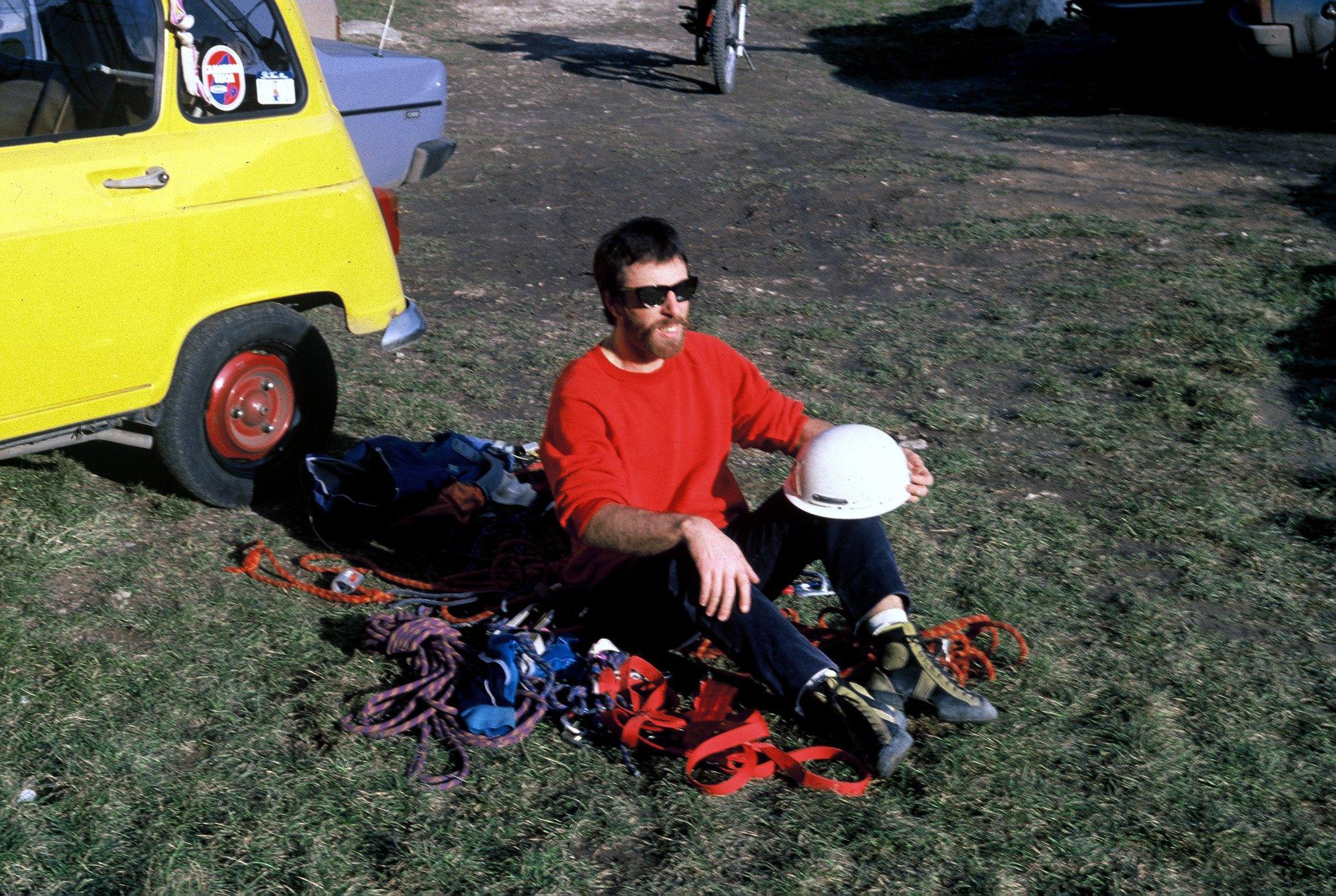Giuliano anni 80