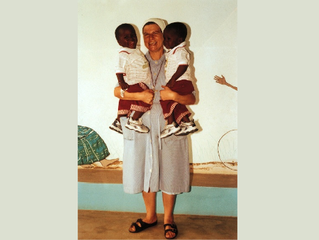 Notizie da Suor Franca Colombo -Guinea Bissau  22 dic. 2015