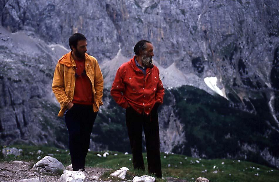 Giuliano e Bruno Detassis