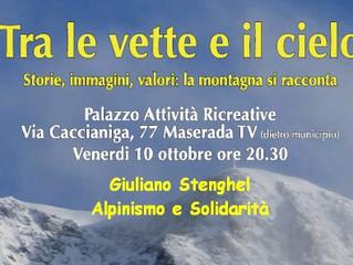 Serata a Maserada (TV) 10  Ott. 2014