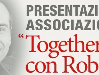 """Associazione """"Together con Roberto"""" Tenno  25 Ott. 2014"""