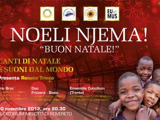 Concerto di Natale 30 Nov. 2013