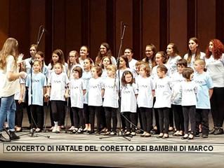 Concerto di Natale a Marco 10 dic. 2016