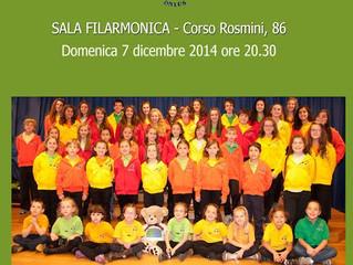 Concerto degli Angeli - NOTEMAGIA 7 Dic. 2014