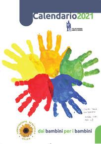 2021 dai bambini per i bambini copertina