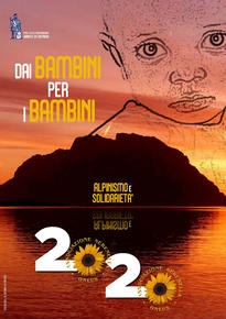 2020 dai bambini per i bambini copertina