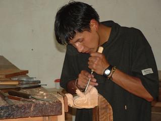 Lettera di A.Piovanelli, Ecuador  6 Apr. 2015