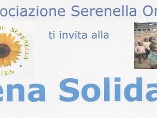 Cena Solidale 22 Nov. 2014