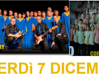 Concerto NOTEMAGIA  - SING THE GLORY       7 dic. 2018