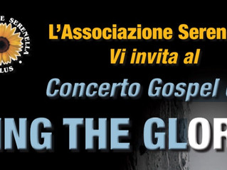 Concerto Sing the Glory 3 Dic. 2016
