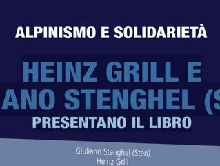 HEINZ GRILL E GIULIANO STENGHEL    21 ott. 2017