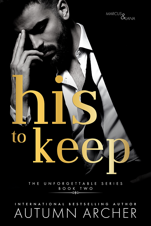 His to Keep Signed Paperback