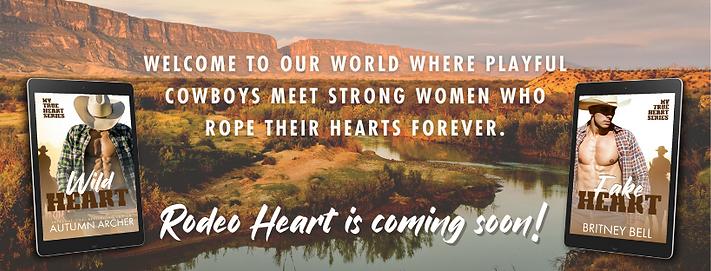 My true heart series banner
