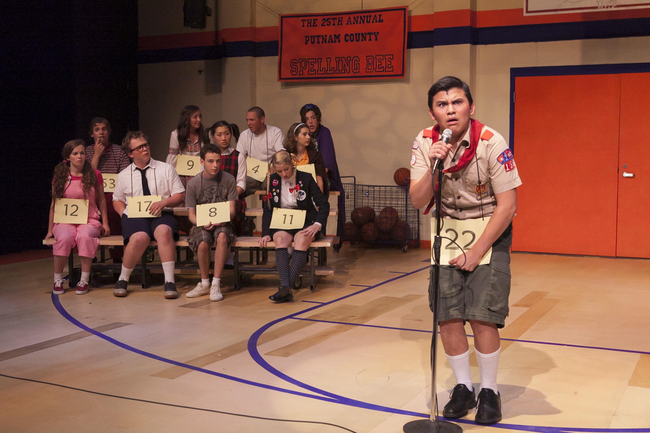 25th Annual Putnam...Spelling Bee