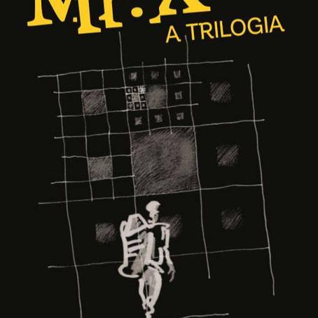 """Lançamento livro """"As aventuras de Mr. X"""""""