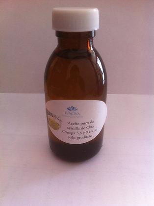 Aceite puro de Chía Omega 3