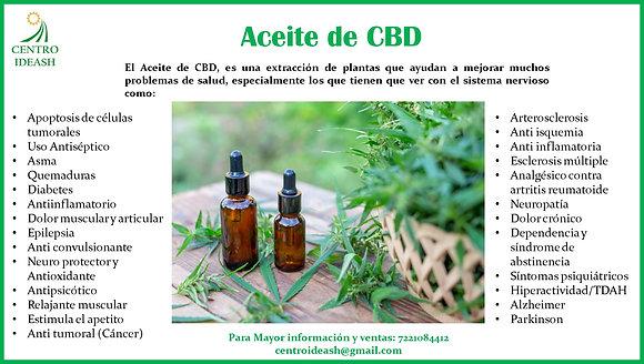 Aceite de CBD puro