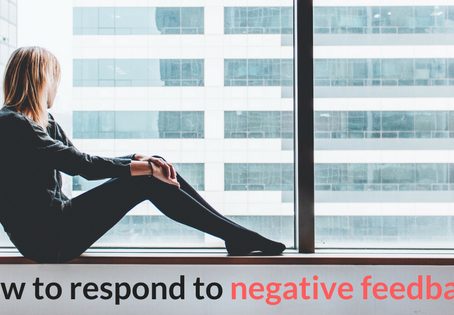 29 JUN: THE BEST WAY TO RESPOND TO NEGATIVE EMPLOYEE FEEDBACK