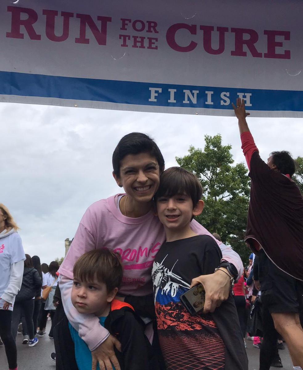Evento: Corrida pela Cura do Câncer (Toronto, ON, Canada)