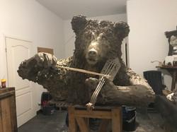 Brown Bear/Gusle - Niedzwiedz Brunat
