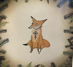 Fox with Parzenica