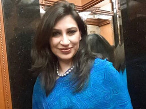 Mahjabeen Khaled joins our Legislative Sponsors