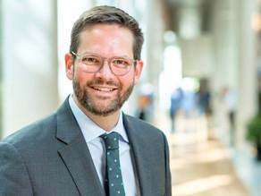 Lukas Mandl joins our Legislative Sponsors