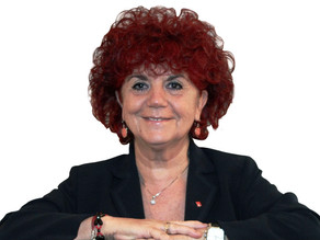 Valeria Fedeli joins our Supporters