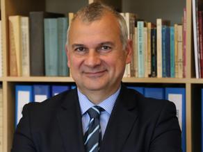 Welcoming Paulo Casaca to BPUR International