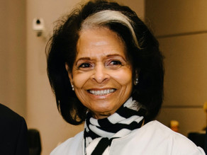 Welcoming Betty Hope-Gittens to our Advisory Council