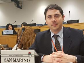 Gerardo Giovagnoli joins our Legislative Sponsors
