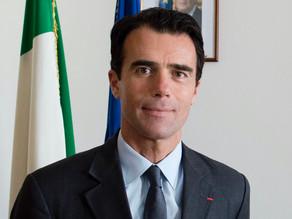 Sandro Gozi joins our Legislative Sponsors