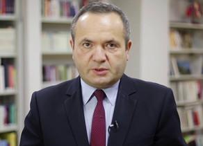Zurab Tchiaberashvili joins our Legislative Sponsors