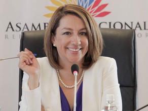 Soledad Buendía joins our Legislative Sponsors