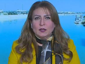 Khaleda Khaleel joins our Legislative Sponsors