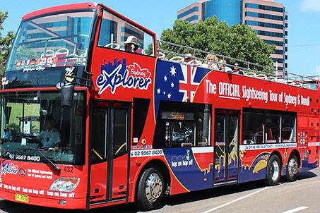 Sydney and Bondi Hop-on Hop-off Tour