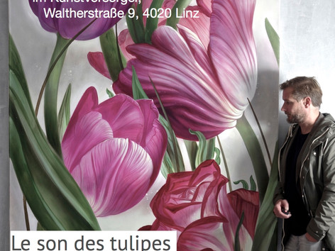 "Finissage ""Le son des tulipes"""