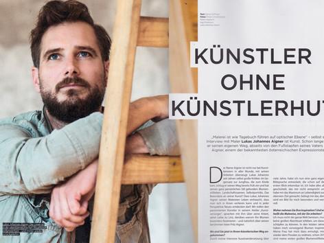 Interview mit dem Oberösterreicher-Magazin