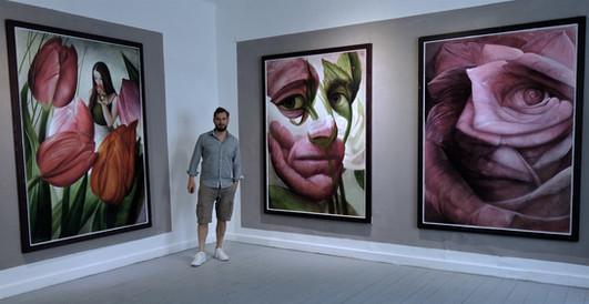 Lukas Johannes Aigner im Kunstversorger