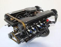 Model V12 engine
