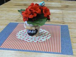 geraniumdecoration
