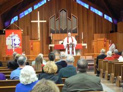 Rev. Jon Bakker