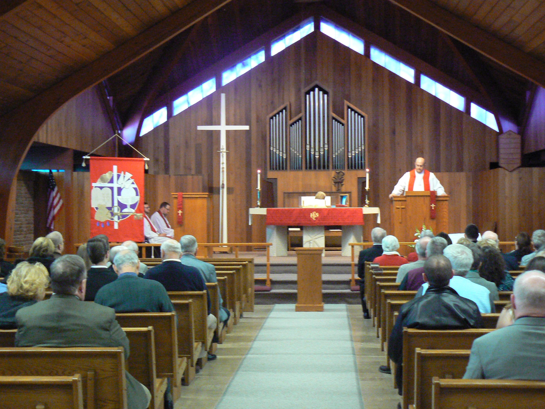 guest preacher - Rev. Marcus Zill