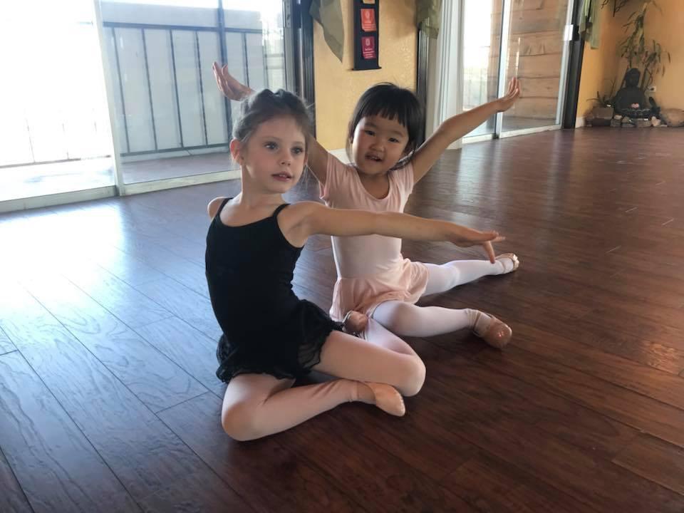 Creative Dance & Tumbling