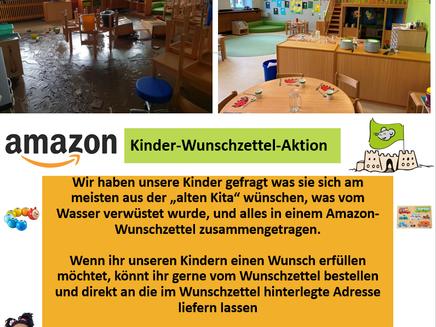 Kinder-Wunschzettel-Aktion