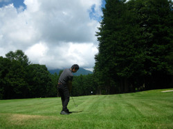 つつみ慶 ゴルフで有意義な時間を!