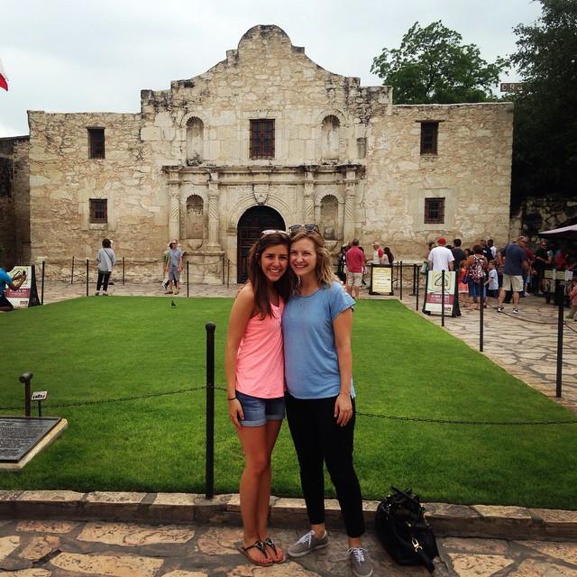 "Instagram - ""Remember the Alamo!"" #AhaTour2015 #SanAntonio"